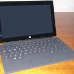 Microsoft Surface Pro を買ってしまいました