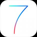 iOSアップデート 7.1