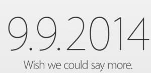 Appleの2014年9月9日のイベントでiPhone6,iWatchの発表か