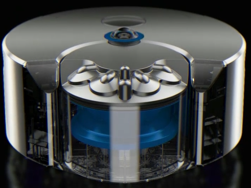 ダイソンのロボット掃除機 dyson360Eyeが発表