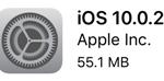 iOS10.02がリリース。イヤホンの不具合修正